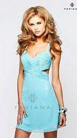Faviana 7201 Celebrity Inspired Short Dress image
