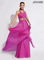 Jovani 73030 Keyhole Evening Dress image