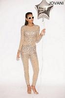 Jovani 73055 Stone Beaded Formal Dress image