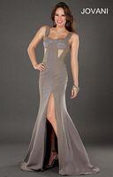 Jovani 73451 Cutout Bodice Formal Dress image