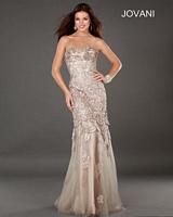 Jovani 73625 Lace Formal Dress image