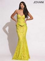 Jovani 74109 Corset Mermaid Dress image