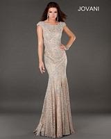 Jovani 74495 Formal Dress for Wedding Guest image