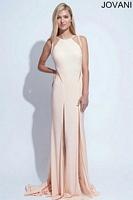 Jovani 762 Jersey Formal Dress image