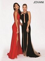 Jovani 78285 Formal Dress with Two Slits image