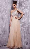 Jovani One Shoulder Evening Dress 8102 image