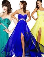 Size 8 Lemon MacDuggal Pageant Dress 81250P image