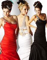 Ballgowns by MacDuggal Chic Prom Dress 81487H image