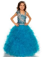 Sugar by Mac Duggal Girls Pageant Dress 81685S image