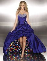 Paparazzi Prom Dresses by Mori Lee