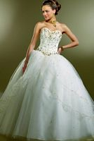 Vizcaya Quince Ball Gown by Mori Lee 87085 for Sweet Sixteen image