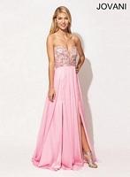 Jovani 88224 Formal Dress with Sexy Slits image