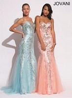 Jovani 88311 Mermaid Dress image