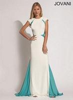 Jovani 89922 Jersey Formal Dress image