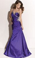 2012 Prom Dresses Paparazzi Prom Dress 91011 by Mori Lee image
