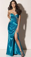 Flaunt Prom Dress 91129 by Mori Lee for Prom 2012 image
