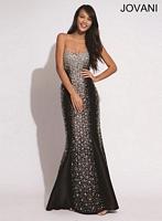 Jovani 91151 Mermaid Dress image