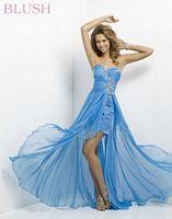 Blush 9315 Flyaway Chiffon Party Dress image