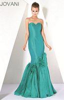 Jovani Mermaid Ruffle Evening Dress 9335 image