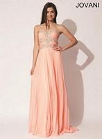 Jovani 93415 Stunning Chiffon Evening Dress image