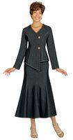 Devine Denim 95672 Womens Black Denim Suits image