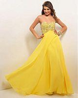 Blush by Alexia 9587 Beaded Chiffon Formal Dress image