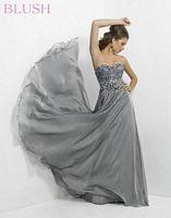 Blush 9707 Full Dance Evening Dress image