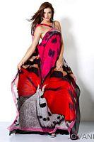 Jovani 9880 Print Dress image