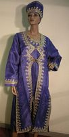 African Inspired 3pc Ladies Dress Set 20006-1 image