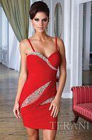 Terani Homecoming Sexy Cocktail Dress C1317 image