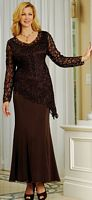Soulmates Silk Evening Dress C805809 image
