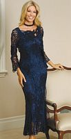 Soulmates Silk Mother of the Bride Dress D1106 image