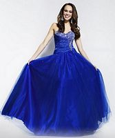 Dreamz by Riva Designs Prom Dress D402 image