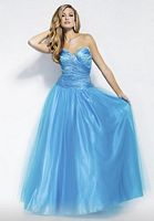 Dreamz by Riva Designs Prom Dress D403 image