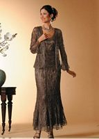 Soulmates 3pc Evening Dress C1079 image