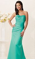 Size 14 Pansy Jordan Long Bridesmaid Dress 954 image
