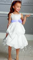 Jordan Sweet Beginnings Flower Girl Dress L889 image