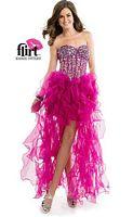 flirt prom p4887 Flirt by maggie sottero flirt paulina (p4887) farba: cyklaménová veľkosť: 40- 44 ľahučké šifónové šaty, ktoré si zamilujete zvýraznené o jemné krajkové aplikácie s kamienkami, zľahka obopínajúce, skvelo tvarujúce zobraz link k tejto foto image.