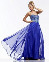 Riva R9760 Chiffon Evening Dress image
