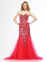 Riva Designs R9761 Mermaid Dress image
