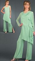 Ursula Plus Size Mother of the Bride Formal Pant Suit 41123 image