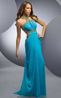 Shimmer Prom Dress 59005 by Bari Jay image