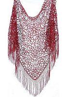 Soulmates Silk Crochet Shawl C302 image