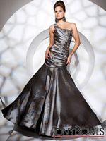 Tony Bowls Evenings Mermaid Gown for Miliary Ball TBE21103 image